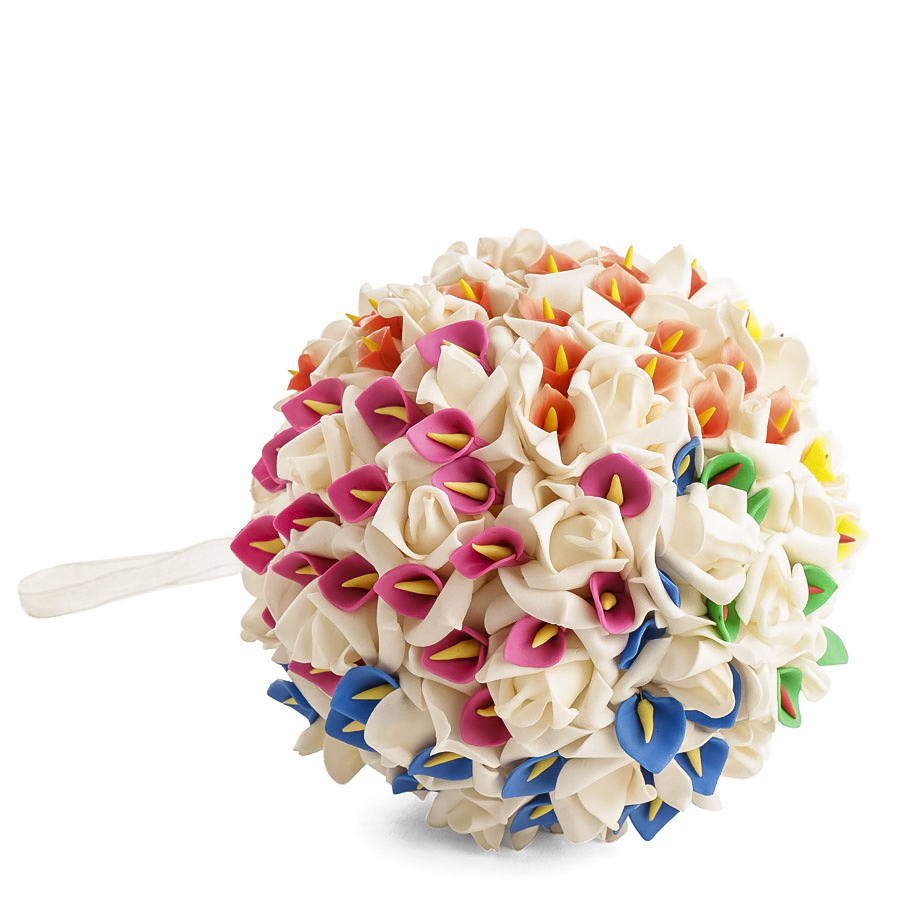 fotografías ecommerce bouquet