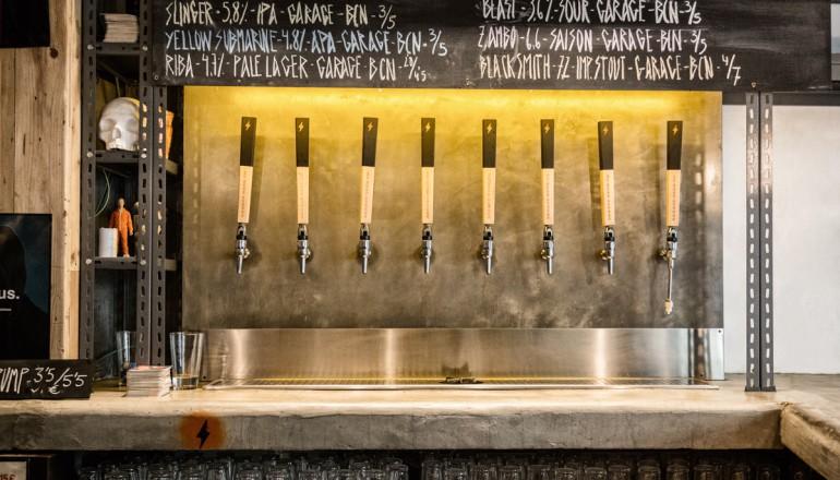 Foto espacio: Garage Beer