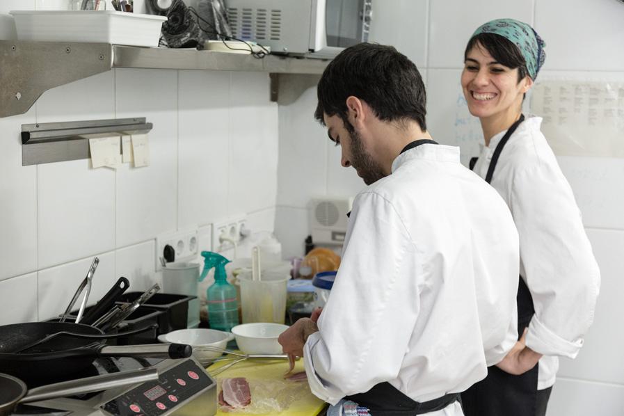 retrato cocineros