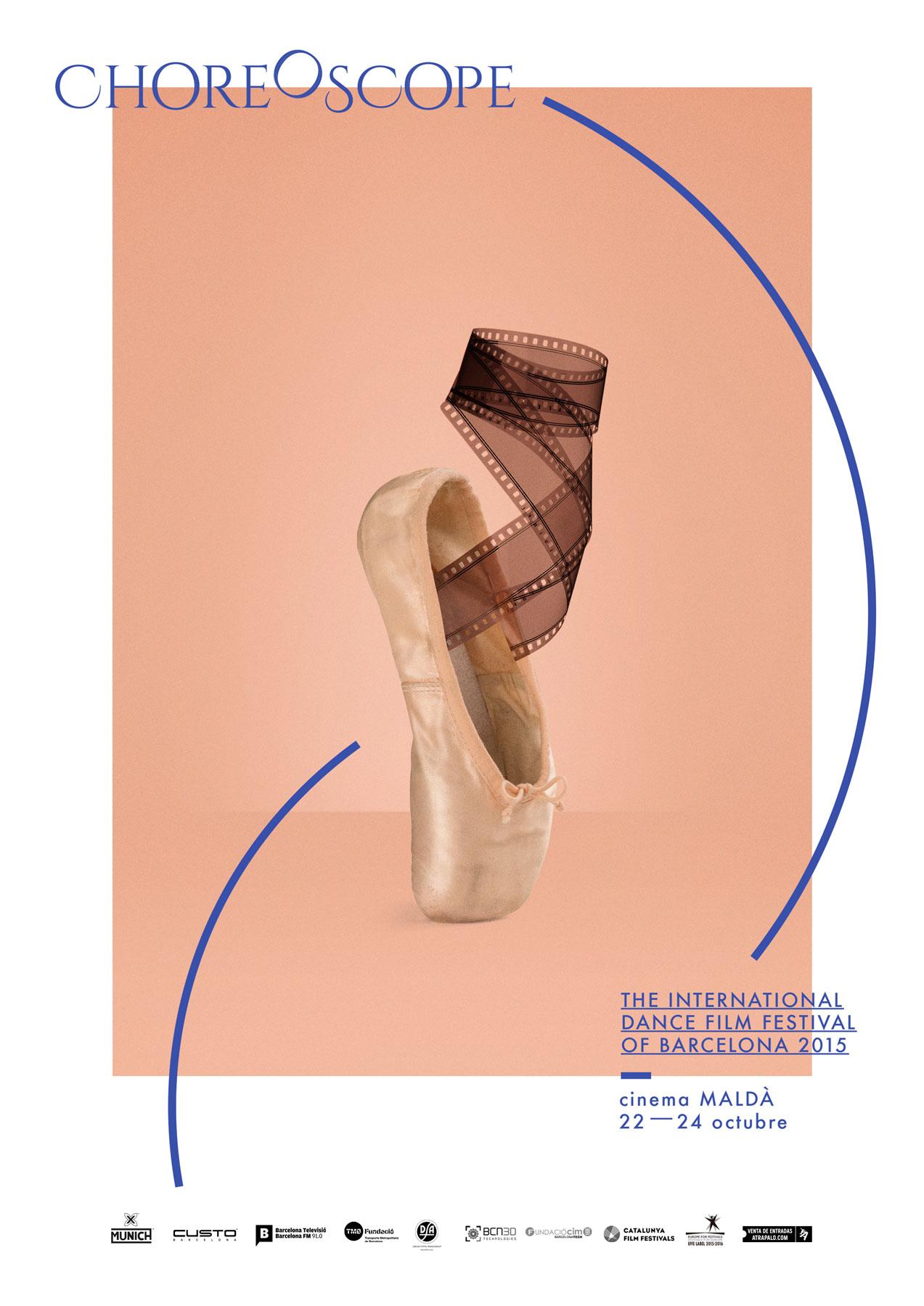 fotografía creativa para el festival Choreoscope