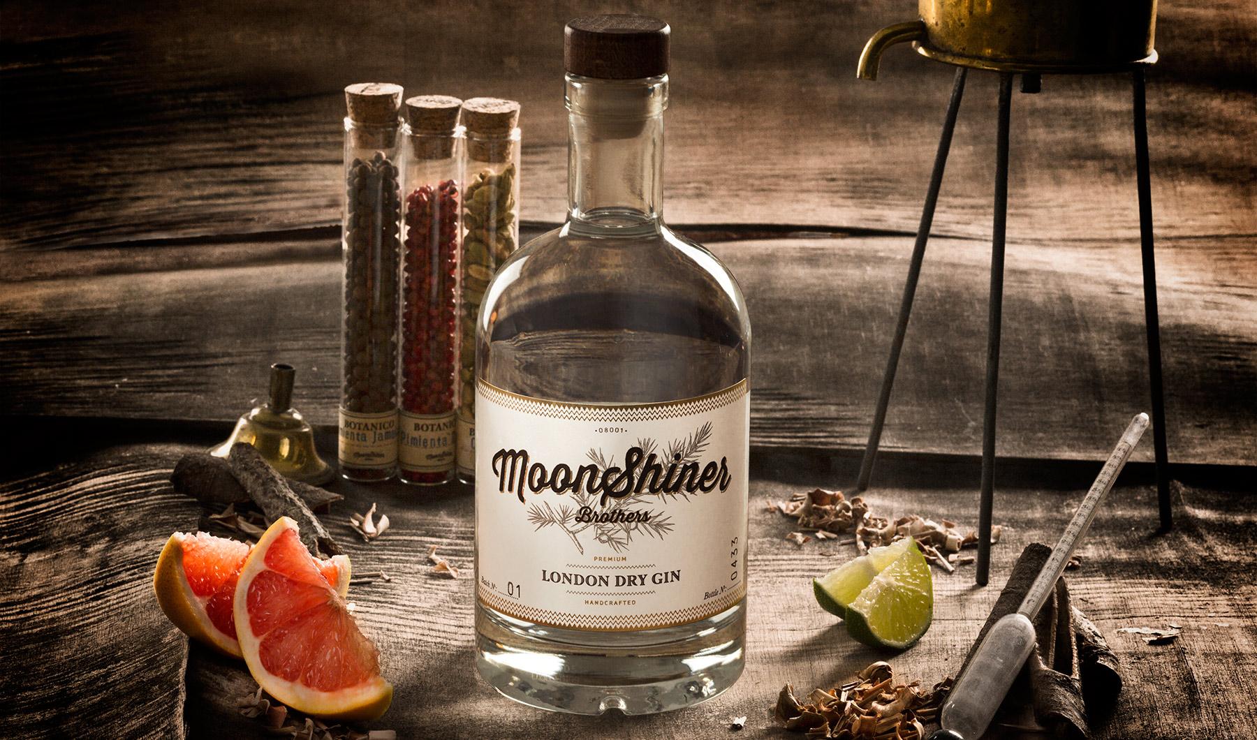 fotografía publicitaria gin