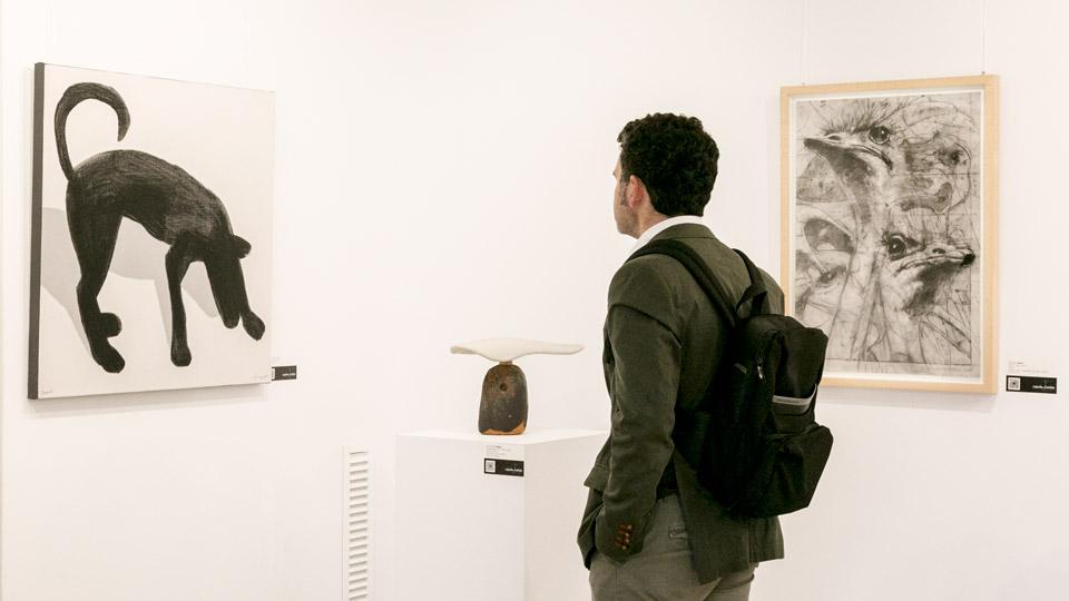 foto espacio galeria de arte