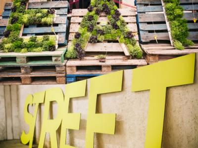 Fotos de la presentación de temporada Eat Street 2016