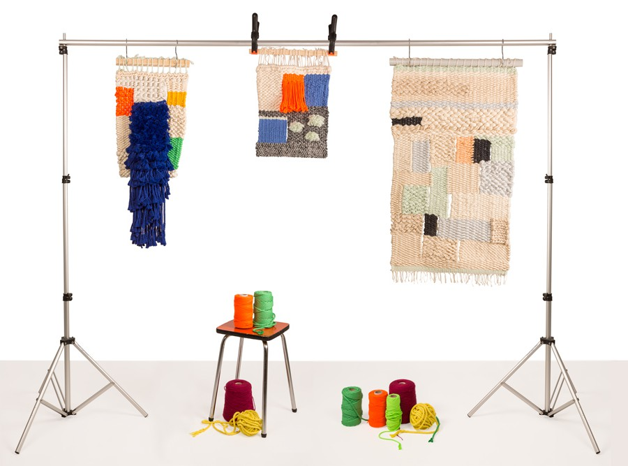 Fotos de arte textil