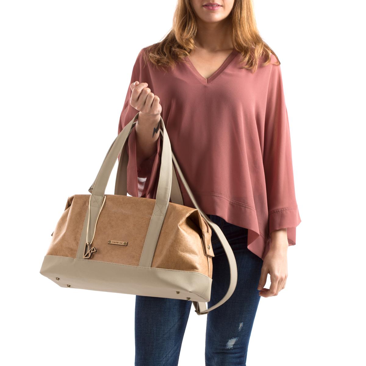 Fotografía ecommerce de moda para los bolsos L'Autresac