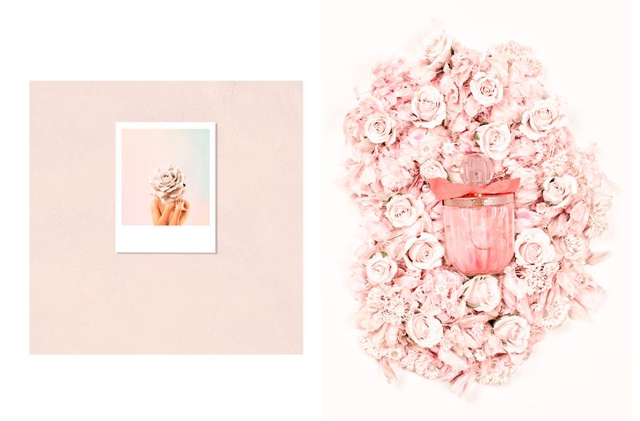 Fotografía publicitaria para marcas de perfumes